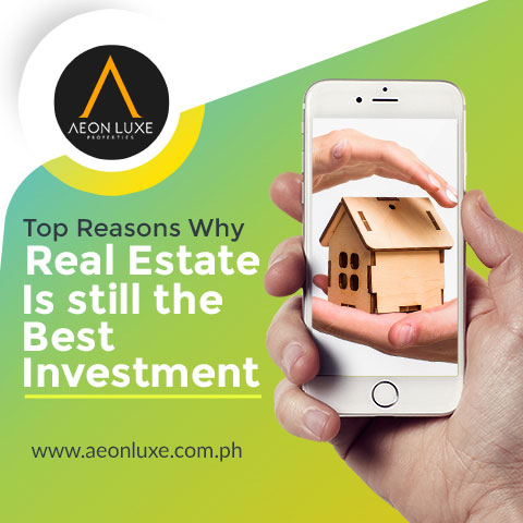 Top Reasons Why Real Estate Is Still The Best Investment